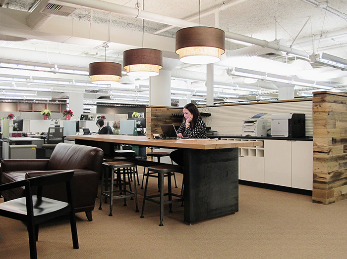 Seattle Corporate Coffee Company – Office Refresh