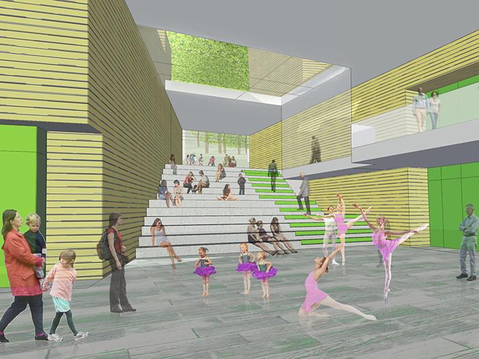 Mercer Island Center for the Arts