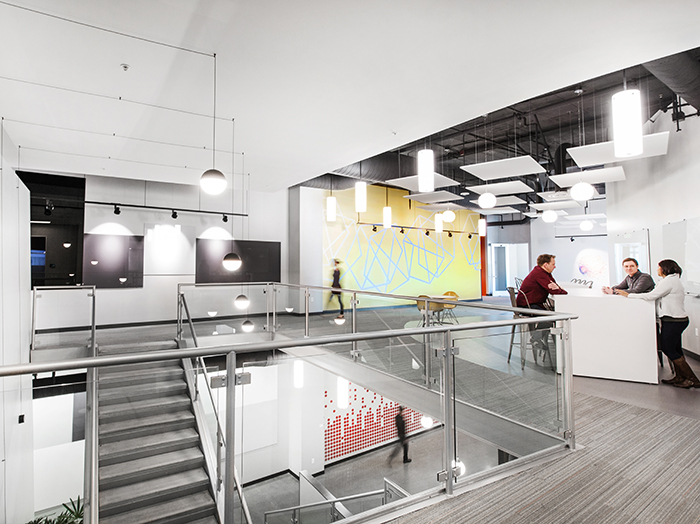 F5 Networks Office Refresh