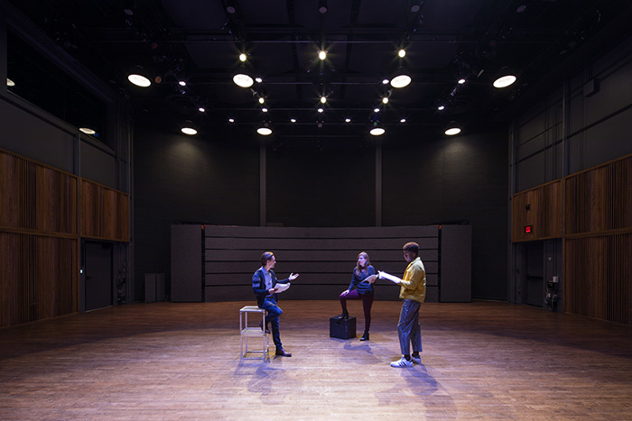 Seattle Repertory – The Poncho Forum
